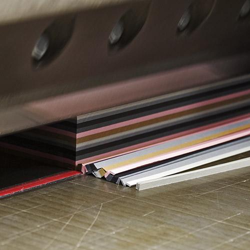 Paberi lõikamine