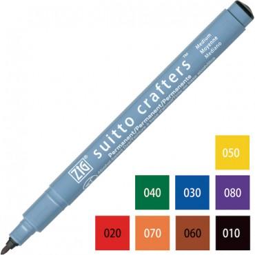Viltpliiats SUITTO CRAFTERS Medium 1,0 - ERINEVAD TOONID