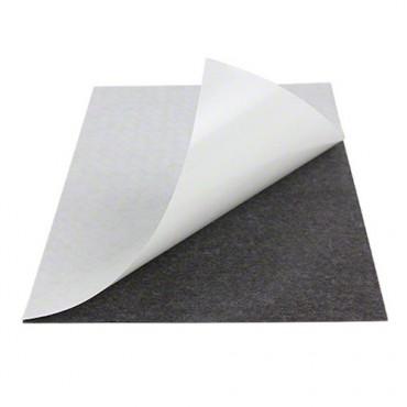 Magnetleht 0,85 mm 21 x 31 cm kleep-paberiga