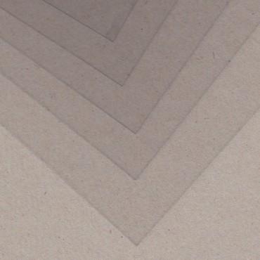 Plastikleht 0,25 mm 70 x 50 cm - Läbipaistev