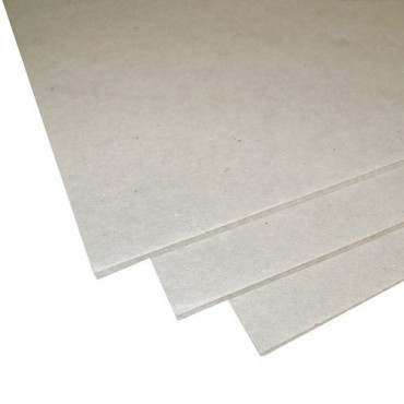 Köitepapp 3 mm 1890 g/m² 22,5 x 32 cm (A4+) 10 lehte - Hall