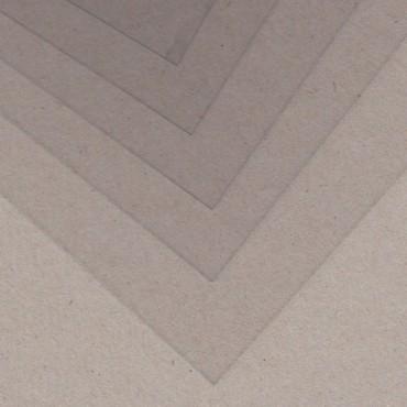 Plastikleht PVC 0,25 mm 21 x 29,7 cm (A4) 0,27 mm 5 tk. - Läbipaistev