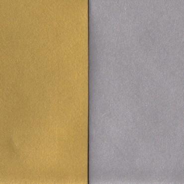 Ümbrik KSH METALLIK 8,3 x 11,2 cm (C7) 120 g/m² 20 tükki - ERINEVAD TOONID
