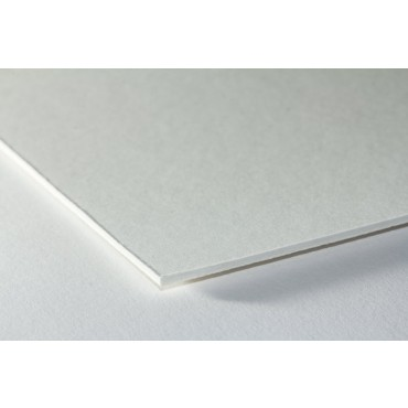 Paspartuupapp STAR-BOARD 1,4 mm 960 g/m² 30 x 40 cm - Valge/loodusvalge