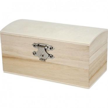 Karp PUIDUST LAEGAS 5,8 x 11,5 x 5,8 cm kinnitiga