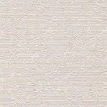Dekoratiivpaber KAP 120 g/m² 14,8 x 21 cm (A5) 50 lehte - Valge roos
