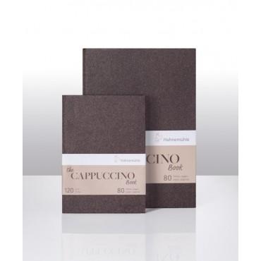 Visandiraamat CAPPUCCINO BOOK 120 g/m² A5 P 40 lehte Helepruun - Pruun