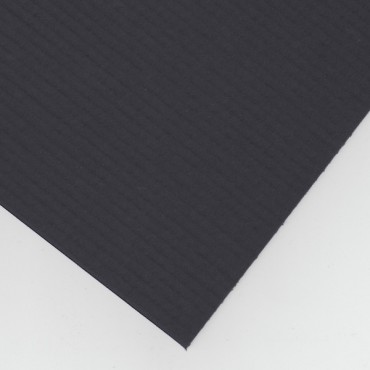 Lainepapp MUST 1,3 mm 35 x 50 cm 10 tükki - Must/must