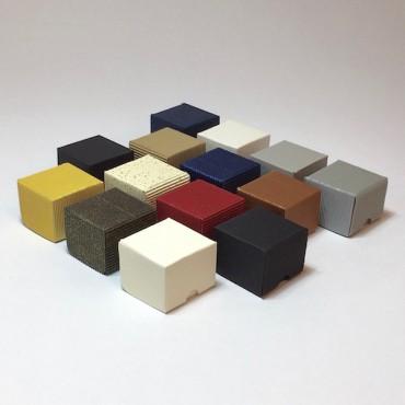 Kinkekarp 5 x 5 x 4 cm - ERINEVAD TOONID