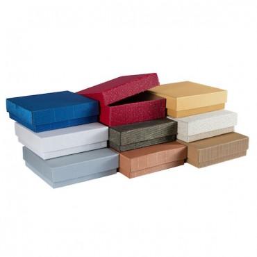 Kinkekarp 15 x 15 x 4,5 cm - ERINEVAD TOONID
