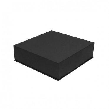 Karp DP alusega 14 x 14 x 4 cm - Must