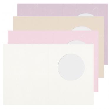 Kaarditoorik ECHIZEN CARD. 190 g/m² 15,8 x 23,5 cm (11,8 x 15,8 cm) 5 tükki - ERINEVAD TOONID