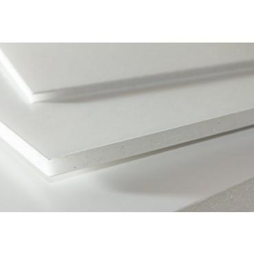 Airplac® Premier 5 mm 497 g/m² 50 x 70 cm - Valge
