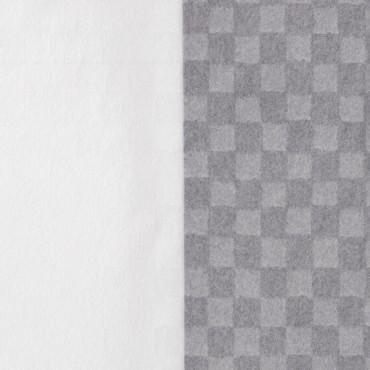 Jaapani paber ICHIMATSU TISSUE 18 g/m² 47 x 64 cm - Valge