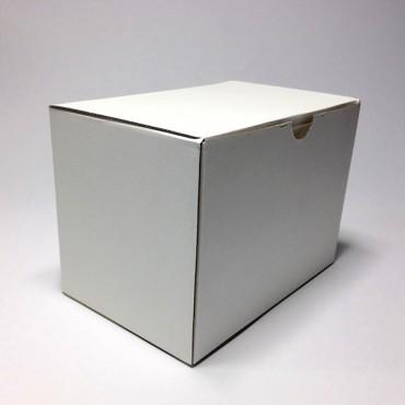 Pakend EEST AVATAV 24 x 16 x 17 cm - Valge lainepapp
