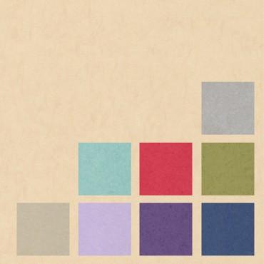 Jaapani paber OBONAI FEATHER 45 g/m² 14,8 x 21 cm (A5) 5 lehte - ERINEVAD TOONID