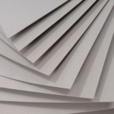 Köitepapp 1 mm 630 g/m² 35 x 50 cm 5 lehte - Hall