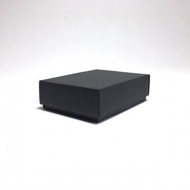Kinkekarp ZELLULOOS 9,5 x 13 x 4 cm - Must lainepapp