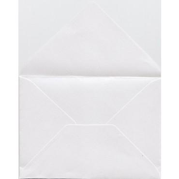 Ümbrik CURIOUS METALLIC C6 11,4 x 16,2 cm 120 g/m² 10 tükki - Ice silver