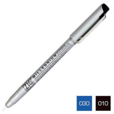 Tindipliiats MILLENNIUM 005 0,2 mm - ERINEVAD TOONID