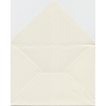 Ümbrik CURIOUS METALLIC C6 11,4 x 16,2 cm 120 g/m² 10 tükki - White gold