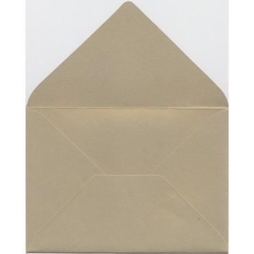 Ümbrik CURIOUS METALLIC C6 11,4 x 16,2 cm 120 g/m² 10 tükki - Gold leaf