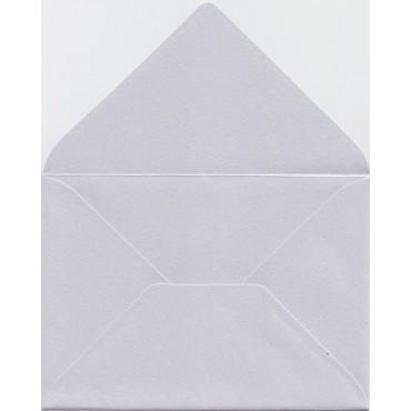 Ümbrik CURIOUS METALLIC C6 11,4 x 16,2 cm 120 g/m² 10 tükki - White silver