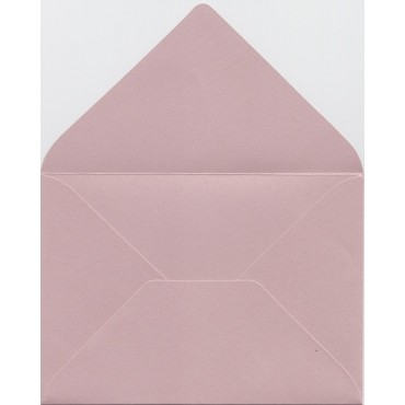 Ümbrik CURIOUS METALLIC C6 11,4 x 16,2 cm 120 g/m² 10 tükki - Rose gold