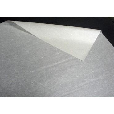 Jaapani paber GAMPI SILK TISSUE 12 g/m² 45,5 x 30,5 cm - Loodusvalge