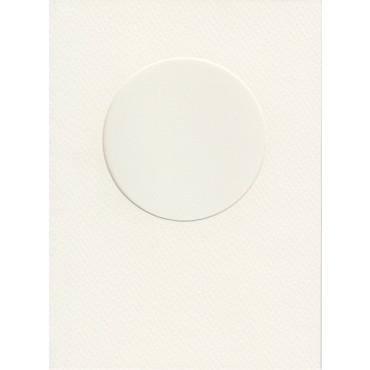 Kaarditoorik 11,7 x 16 cm 220 g/m² 10 tükki - Loodusvalge