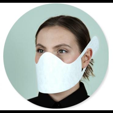 Mask HaMuNa Care 12,5 x 43 cm 10 tk. - Filterpaber
