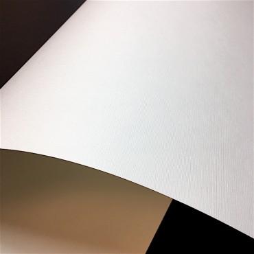 Õli- ja akrüülmaalipaber 230 g/m² 50 x 65 cm - Valge