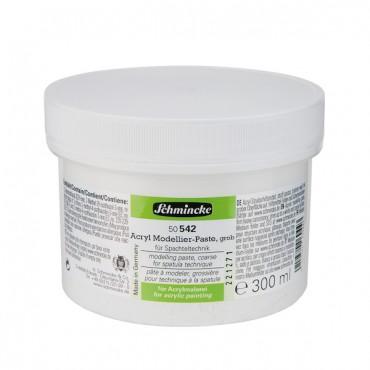 Akrüülimeedium MODELLEERIMISPASTA 300 ml - Jämedateraline