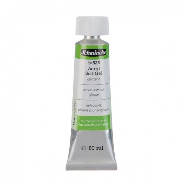 Akrüülimeedium SOFT-GEL läikiv 60 ml