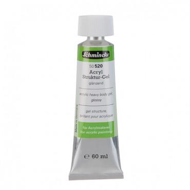 Akrüülimeedium STRUKTUUR-GEL läikiv 60 ml