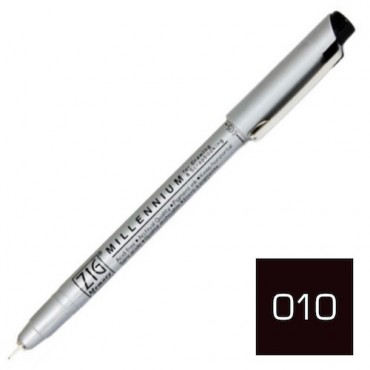 Tindipliiats MILLENNIUM 005 0,2mm - Must