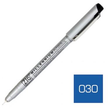 Tindipliiats MILLENNIUM 005 0,2mm - Sinine