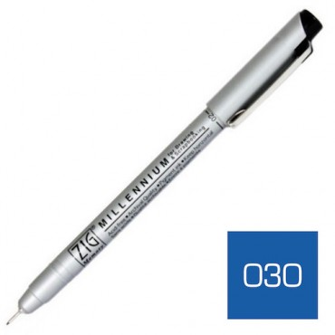 Tindipliiats MILLENNIUM 02 0,3mm - Sinine
