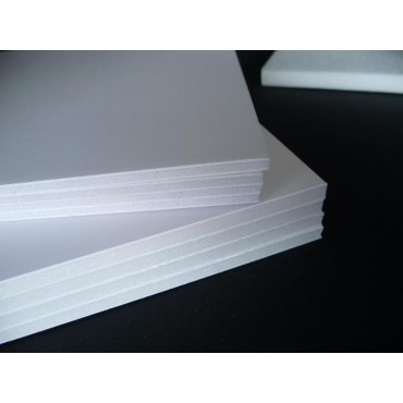 Airplac® Premier 5 mm 497 g/m² 22,5 x 32 cm (A4+) 5 tükki - Valge