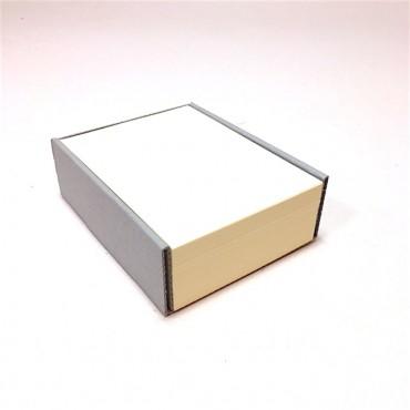 Märkmepaber 9,4 x 12,6 x 4 cm (u. 250 lehte)
