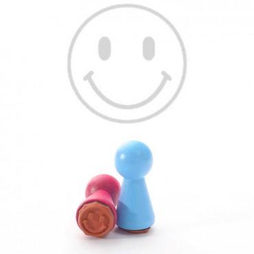 Mustritempel A - Smiley :) (16 mm)