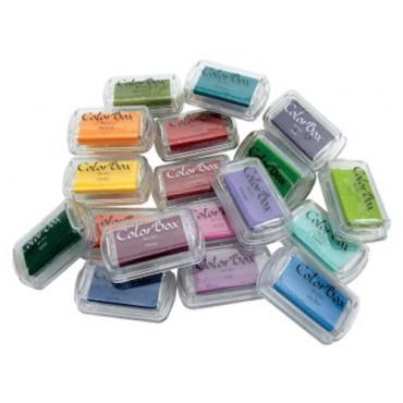 Templipadi ColorBox Mini 2,5 x 4,5 cm pigmentvärv - ERINEVAD TOONID