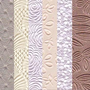 India paber INDORE (pimetrükk) 150 g/m² 25 x 35 cm - ERINEVAD TOONID