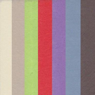 Jaapani paber MINGEISHI 48 g/m² 21 x 29,7 cm (A4) 5 lehte - ERINEVAD TOONID