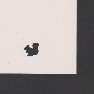 Mustriraud MOTIIV 16 mm - Orav