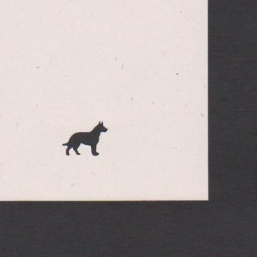 Mustriraud MOTIIV 16 mm - Koer