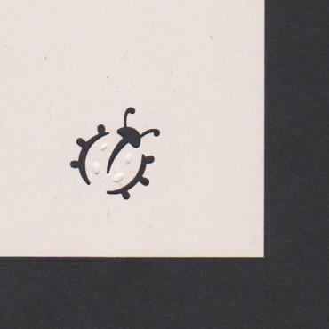 Mustriraud MOTIIV 25 mm - Lepatriinu