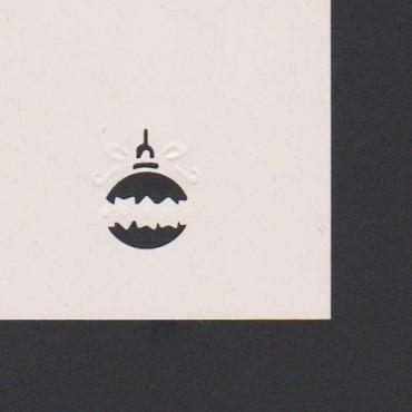 Mustriraud MOTIIV 25 mm - Jõuluehe