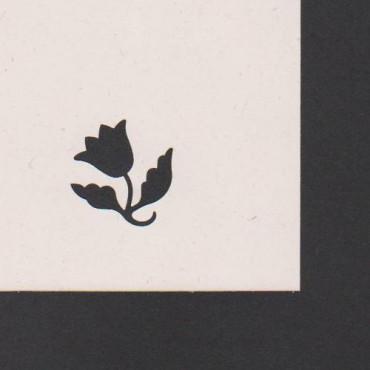 Mustriraud MOTIIV 25 mm - Tulp