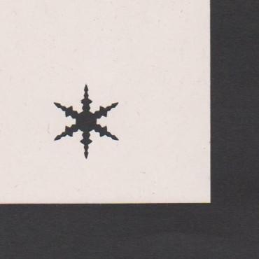 Mustriraud MOTIIV 25 mm - Lumehelves